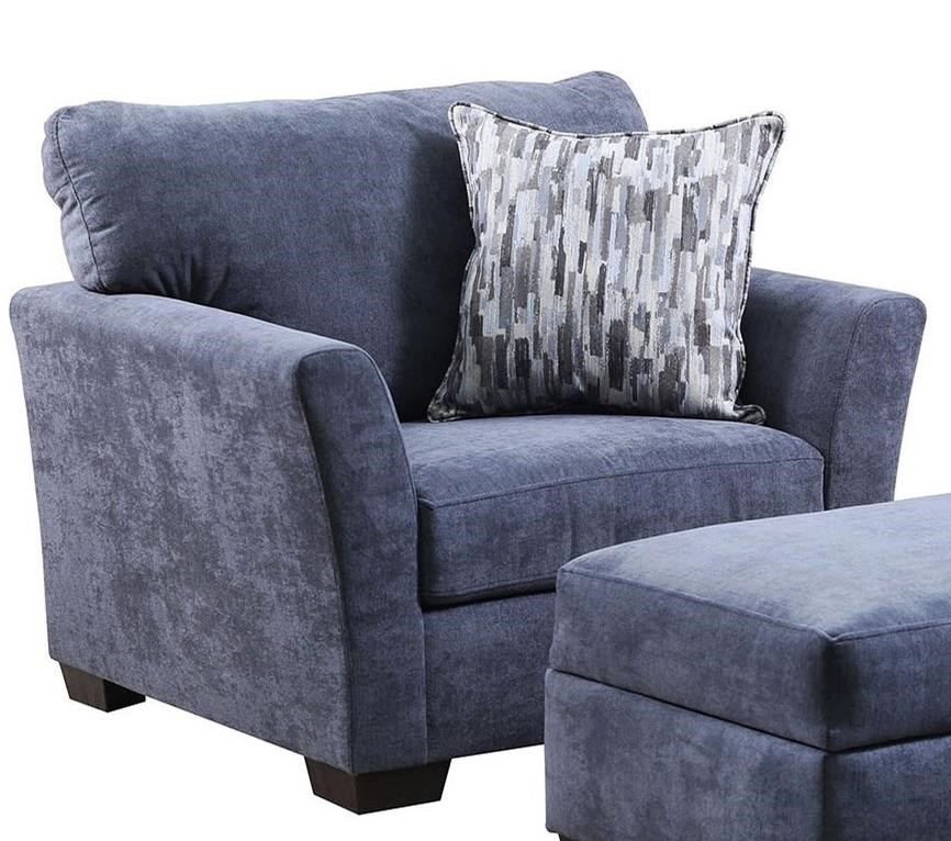 7058 Chair and a Quarter by Lane at Esprit Decor Home Furnishings