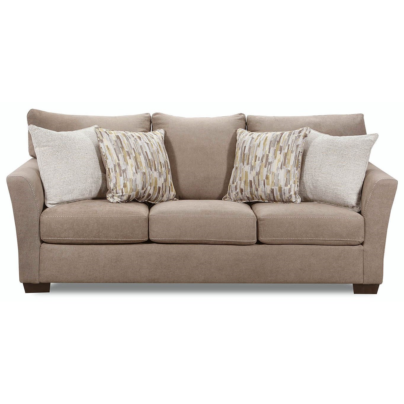7058 Sofa by Lane at Powell's Furniture and Mattress