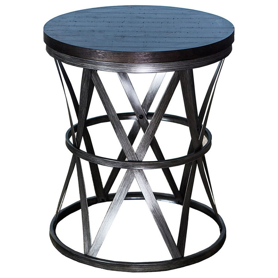 7327 Accent Table by Lane at Esprit Decor Home Furnishings