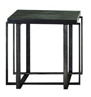 7327 End Table by Lane at Powell's Furniture and Mattress