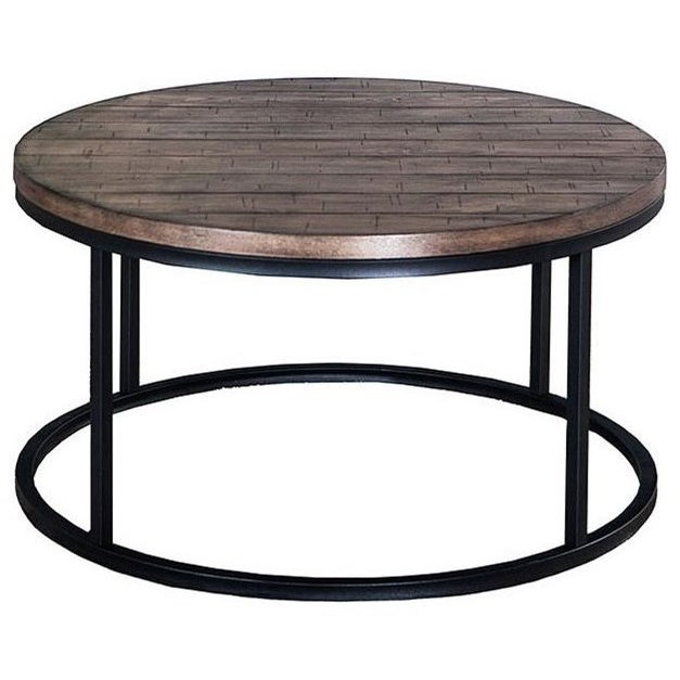 7328 Cocktail Table by Lane at Powell's Furniture and Mattress