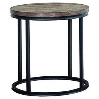 7328 End Table by Lane at Powell's Furniture and Mattress
