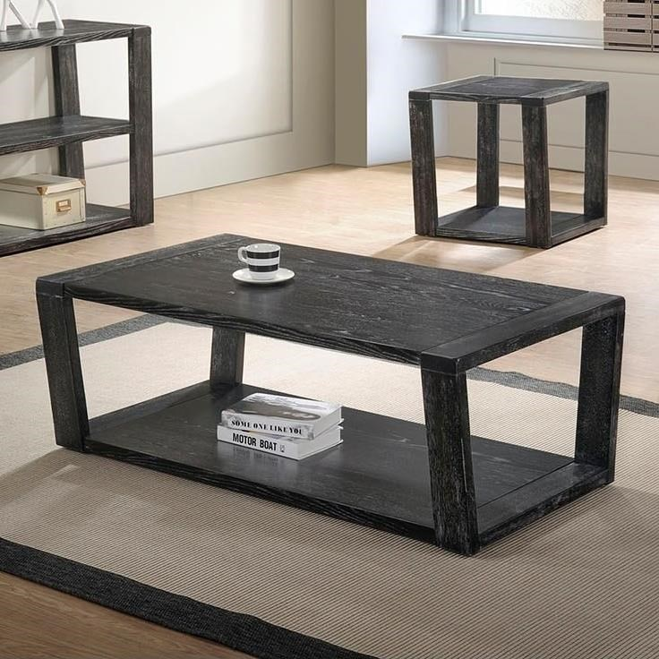 7582 Cocktail Table by Lane at Esprit Decor Home Furnishings