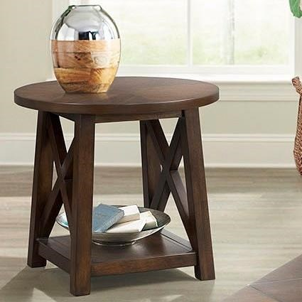 7588 End Table by Lane at Esprit Decor Home Furnishings