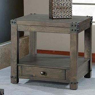 7593 End Table by Lane at Esprit Decor Home Furnishings