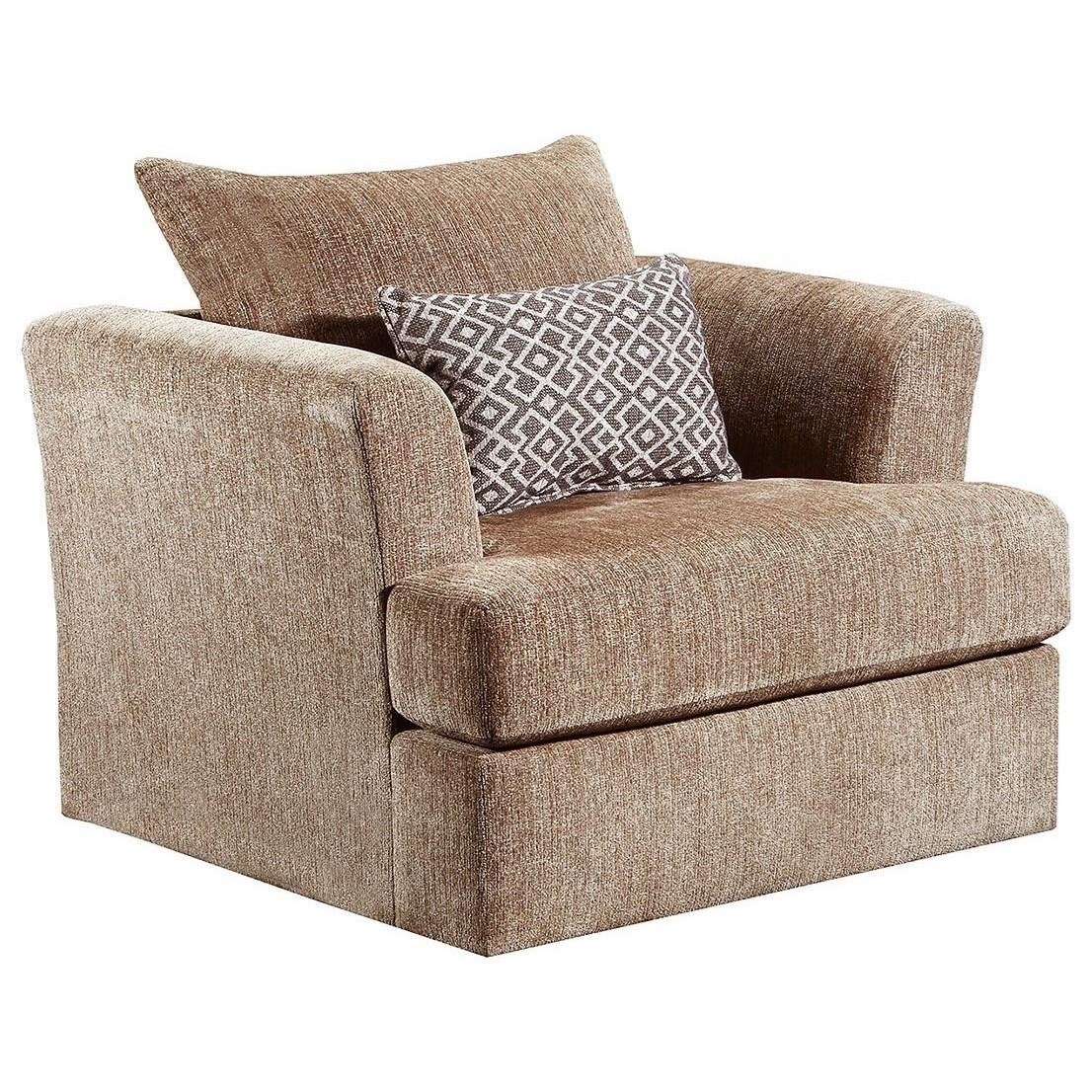 8009 Swivel Chair by Lane at Esprit Decor Home Furnishings