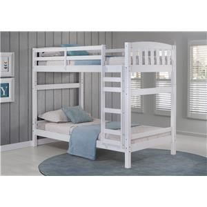 Twin Youth Bed