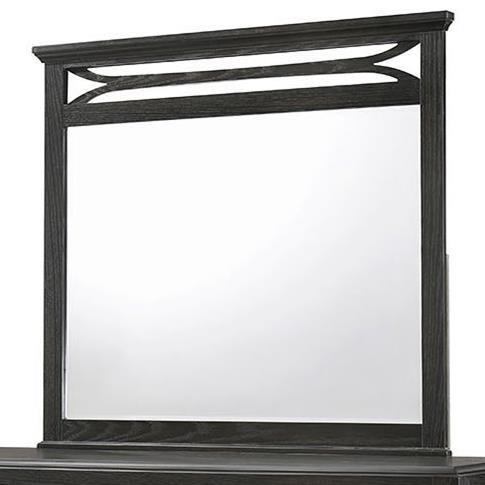 Ashton Dresser Mirror by Lane at Household Furniture