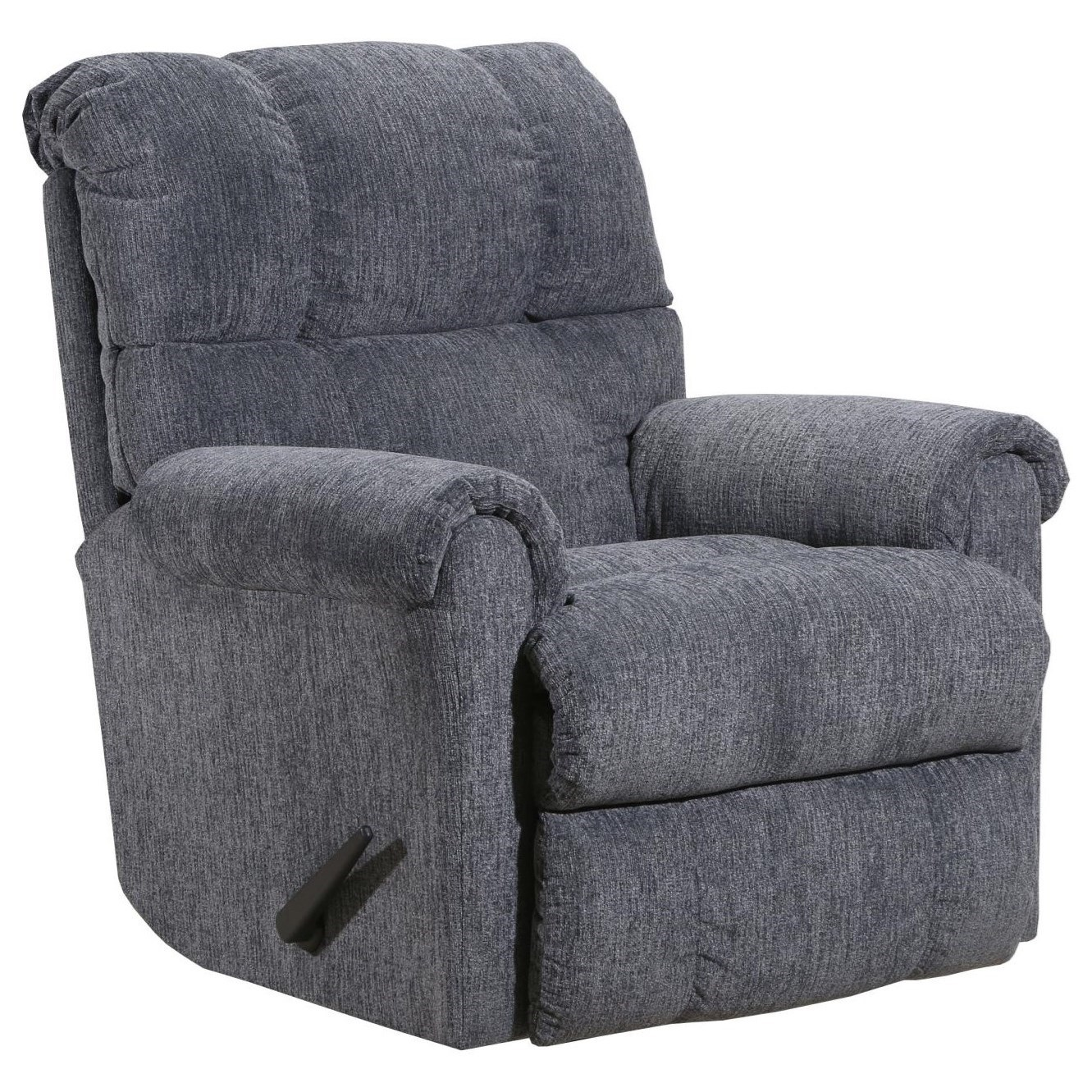 Avenger Glider Recliner with Heat and Massage by Lane at Powell's Furniture and Mattress
