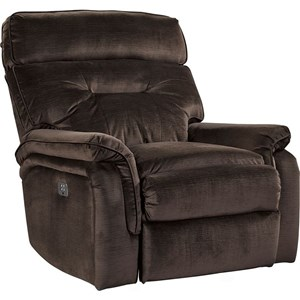 Casual Glider Recliner with Zero Gravity Mechanism
