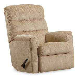 Casual ComfortMax™ Rocker Recliner with Heat and Massage