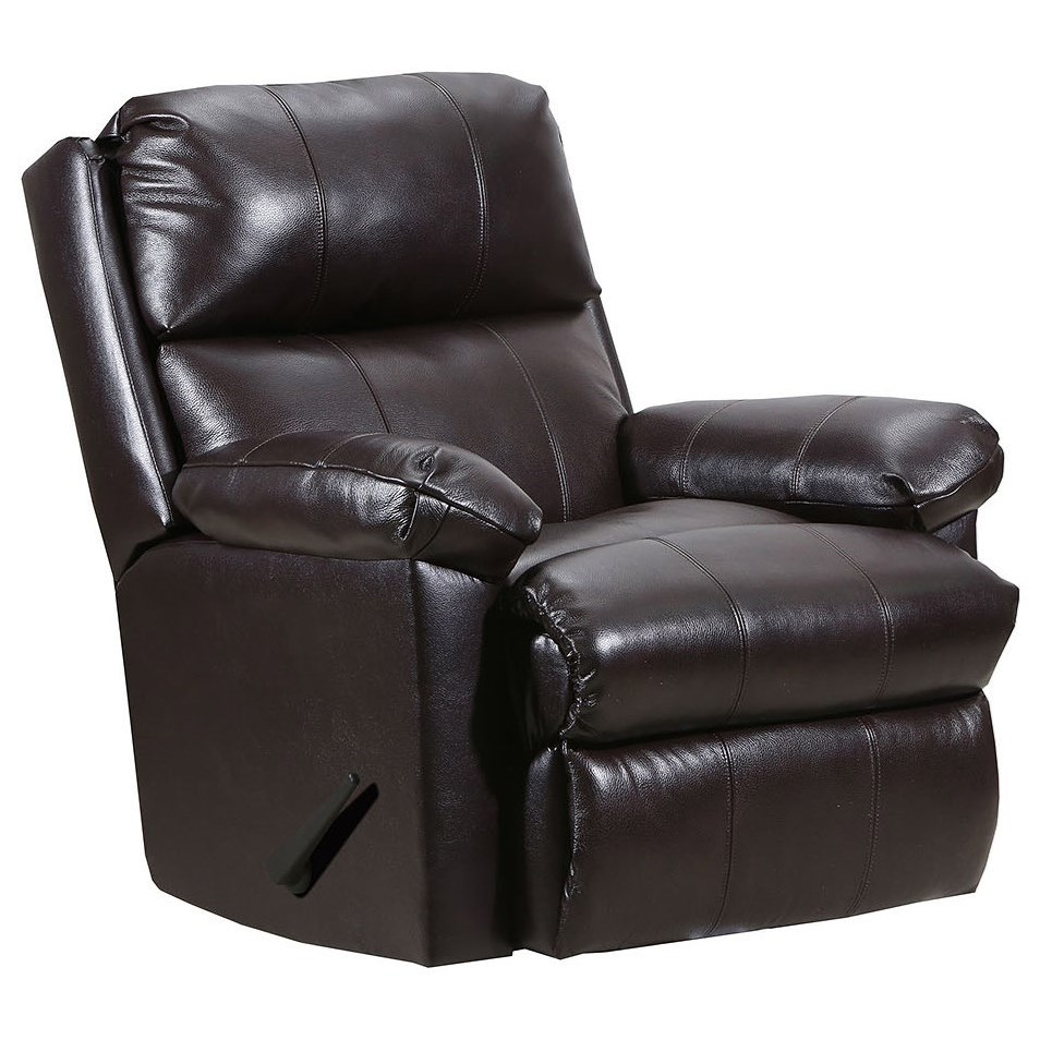 Fury Power Rocker Recliner by Lane at Powell's Furniture and Mattress