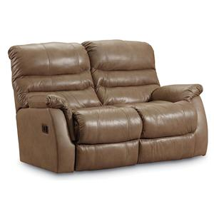 Lane Garrett Garrett Double Reclining Loveseat