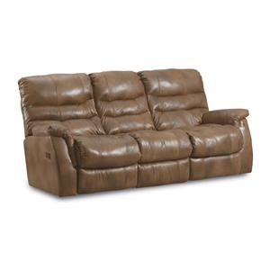 Casual Garrett Double Reclining Sofa