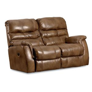 Lane Garrett Garrett Double Reclining Loveseat With Power