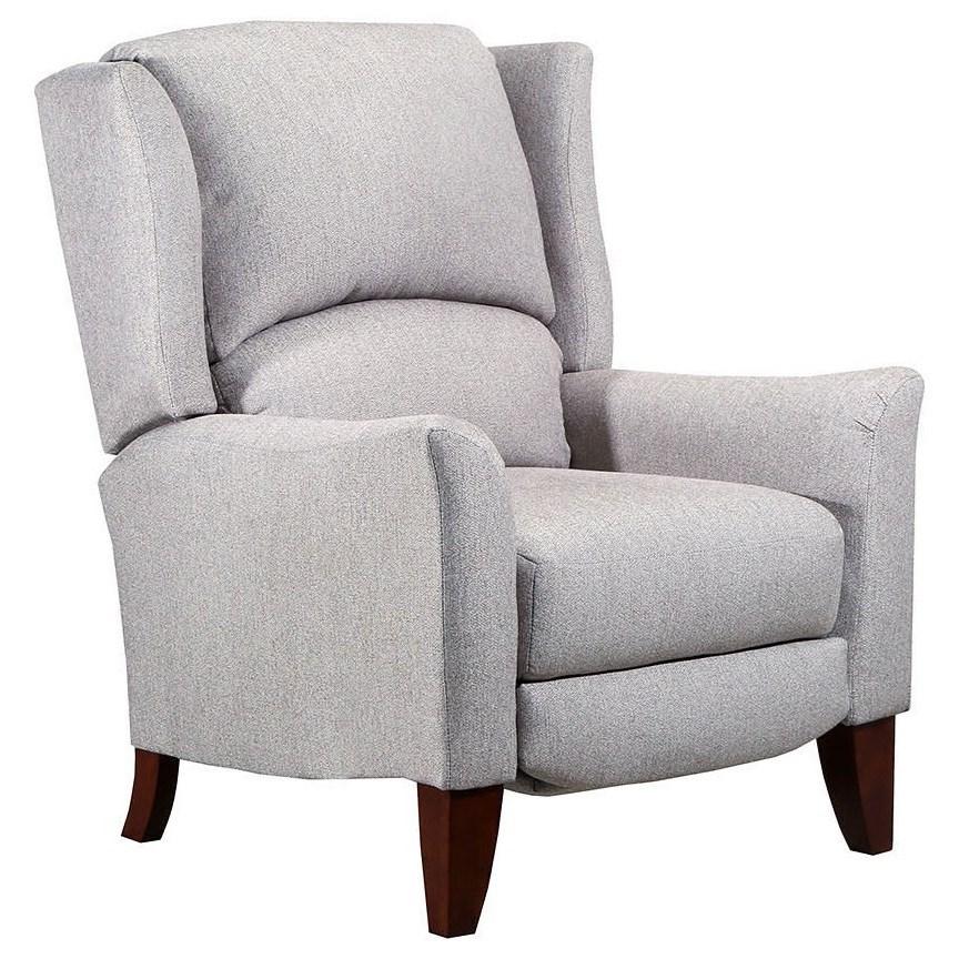 Ginger High-Leg Recliner by Lane at Story & Lee Furniture