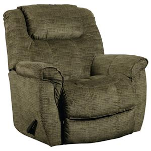 Montgomery Casual and Comfortable Glider Recliner