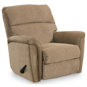 Wall Saver® Recliner with Pad-Over-Chaise Design