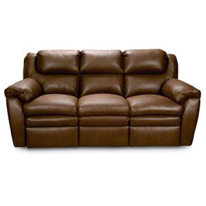 Lane Hendrix - Lane Double Reclining Sofa W/Storage Drawer