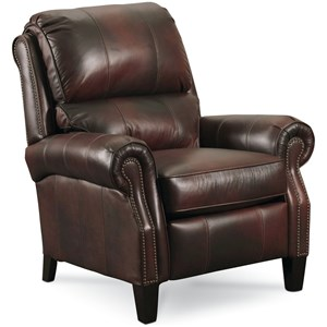Traditional High Leg Recliner