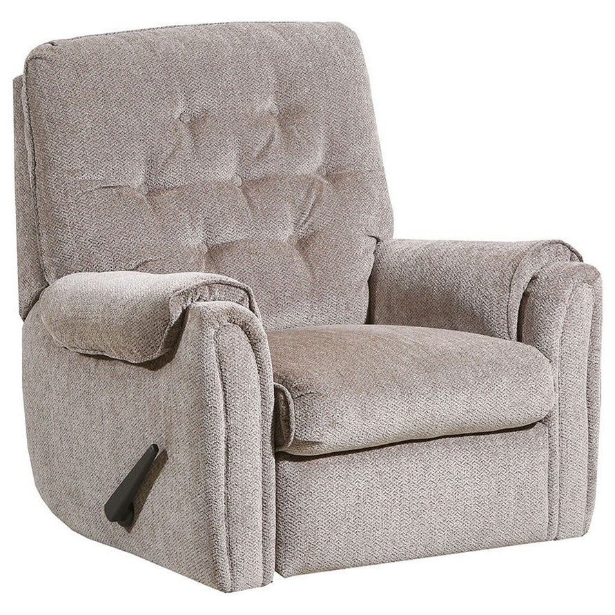 Juneau Wallsaver Recliner by Lane at Powell's Furniture and Mattress