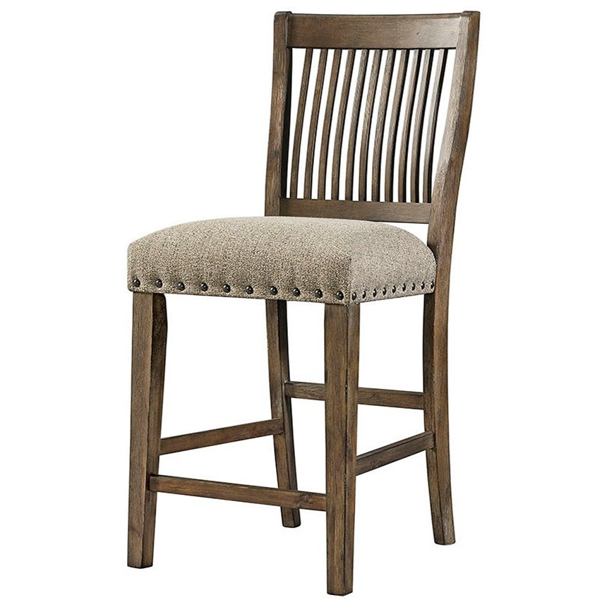 5040 Set of 2 Bar Stools by Lane at Powell's Furniture and Mattress