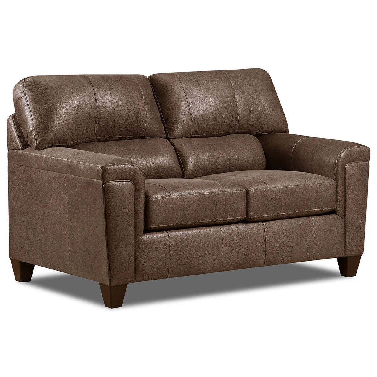 Montego Loveseat by Lane at Powell's Furniture and Mattress