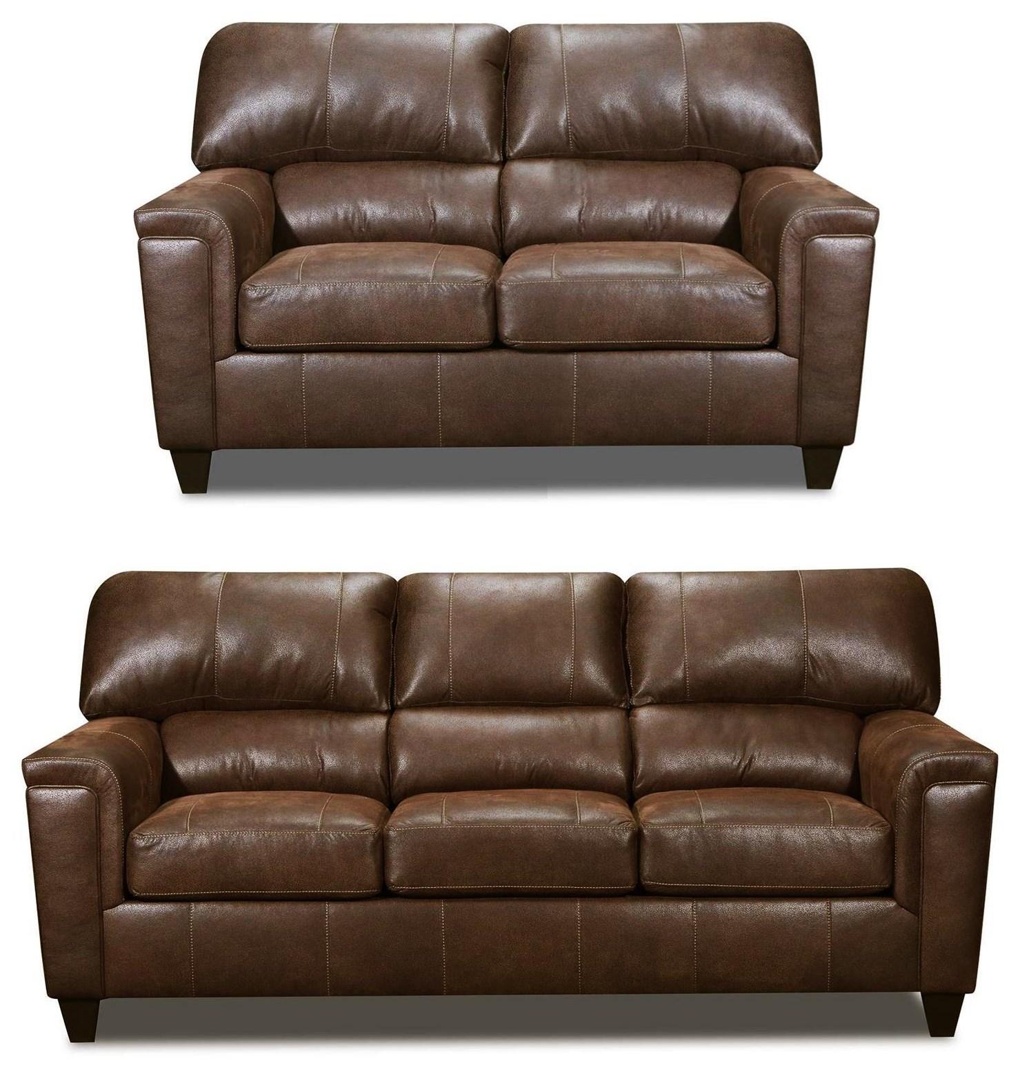Key Largo 2PC Sofa & Loveseat Set at Rotmans