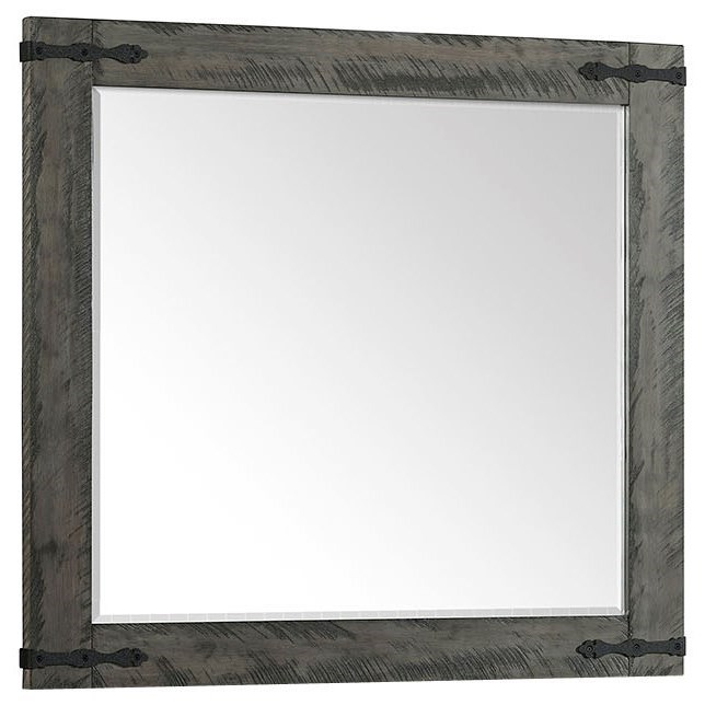 Old Forge Mirror by Lane at Darvin Furniture
