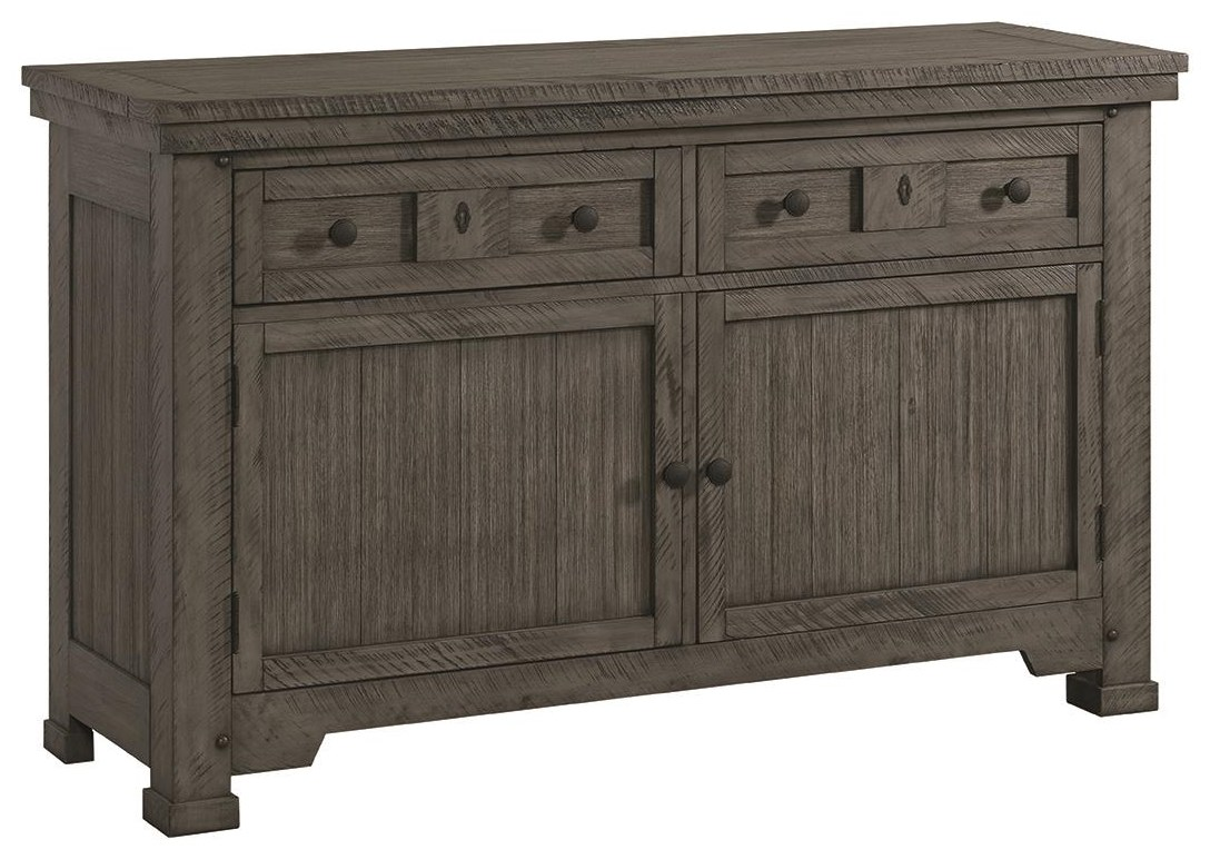 Old Forge Buffet by Lane at Darvin Furniture