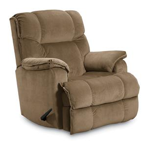 ComfortKing&reg Rancho Rocker Recliner with Line-Tufting