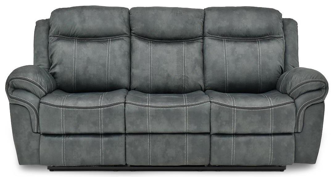 Shadow Reclining Sofa w/ Storage Drawer at Rotmans
