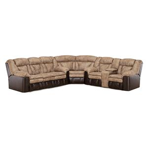 Lane Talon - Lane Reclining Sectional
