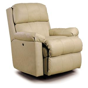 Lane Timeless Casual Pad-Over-Chaise Rocker Recliner
