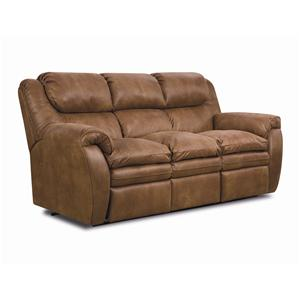 Lane Hendrix Power Reclining Sofa W/Storage Drawer