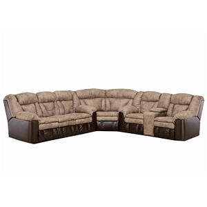 Lane Talon Motion Sectional