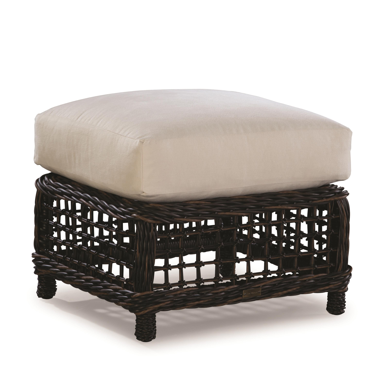 Moraya Bay Ottoman by Lane Venture at Jacksonville Furniture Mart