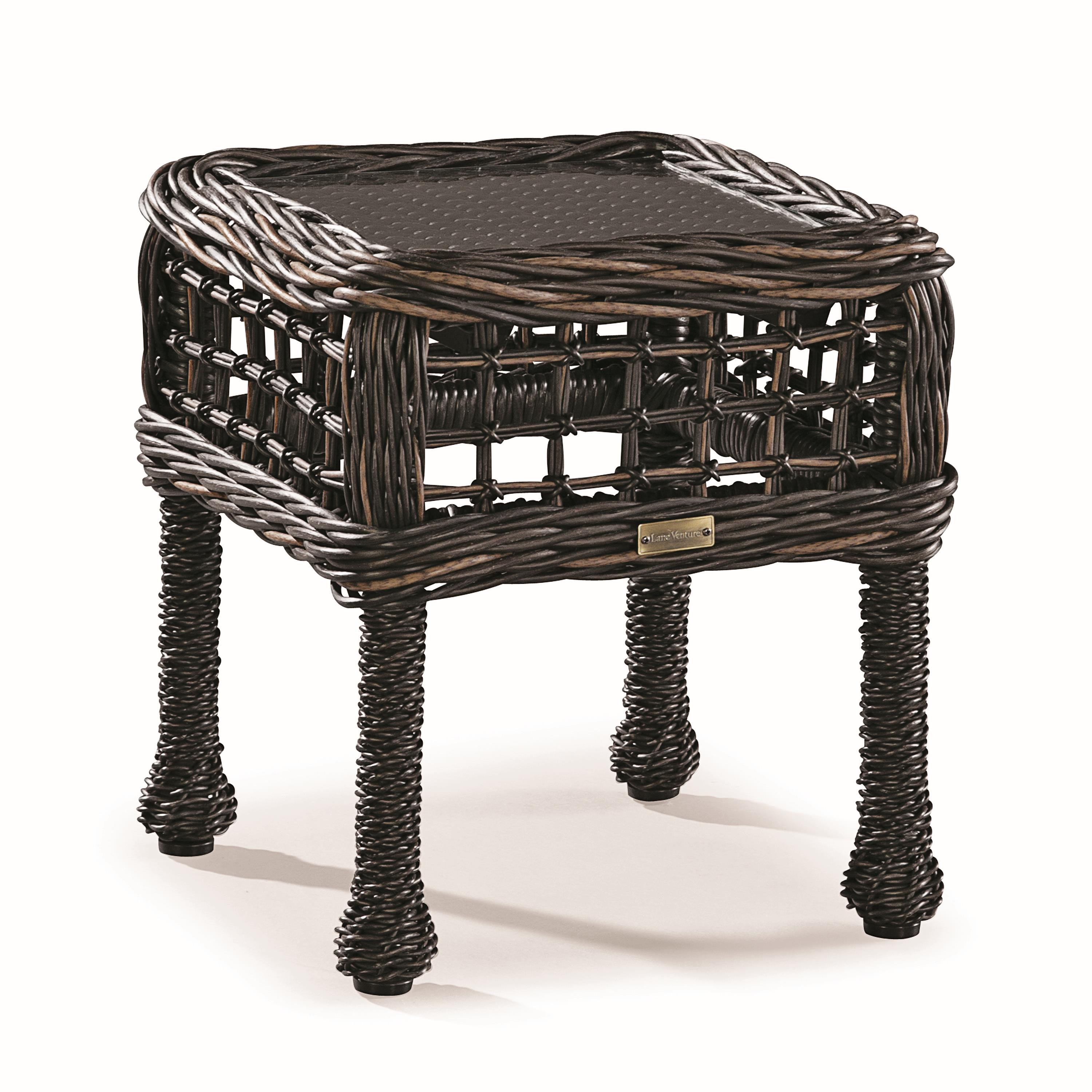 Moraya Bay Square Accent Table by Lane Venture at Jacksonville Furniture Mart