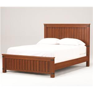 Lang Bayfield Twin Post Bed