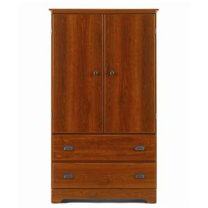 Lang Bayfield 2 Drawer Armoire