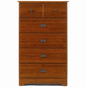 Lang Bayfield 5 Drawer Chest with Roller Glides