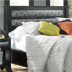 Lang Black Earth Full Jupiter Headboard