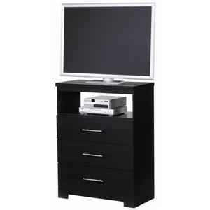 Lang Brooklyn 3 Drawer Media Chest