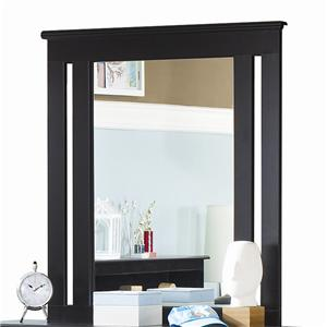 Lang Columbia Framed Mirror with Supports