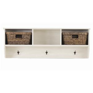 Lang Hartland Entry Wall Mounted Shelf