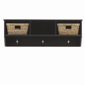 Lang Hartland Entry Wall Shelf with Baskets