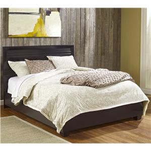 Lang Hudson King Panel Bed