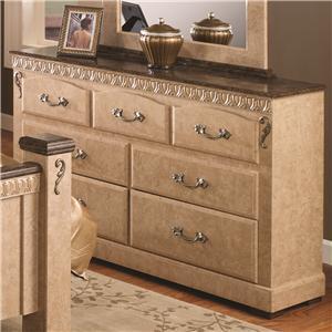 Lang Kenosha 7 Drawer Dresser