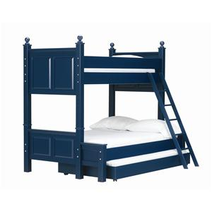Lang Madison Twin Over Full Bunk Bed Assembly