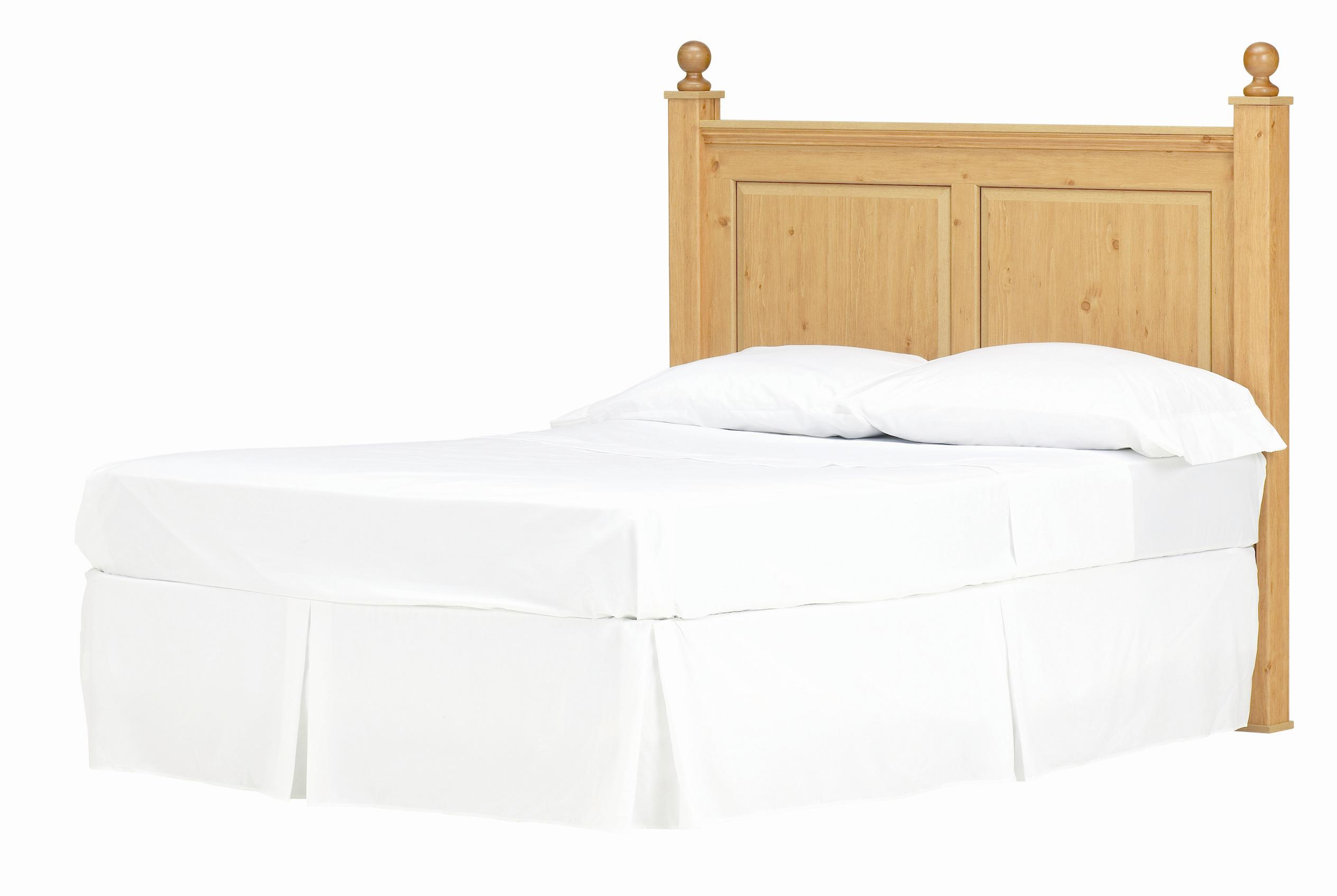 Madison Queen Raised Panel Headboar by Lang at Lapeer Furniture & Mattress Center